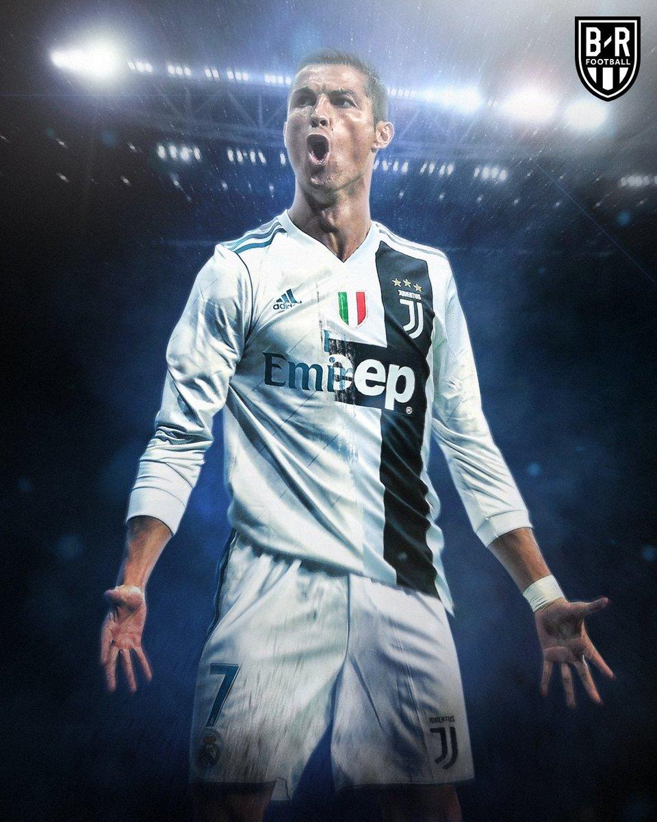 reputable site 21208 c8e3e Cristiano Ronaldo Joining Juventus   Bleacher Report ...