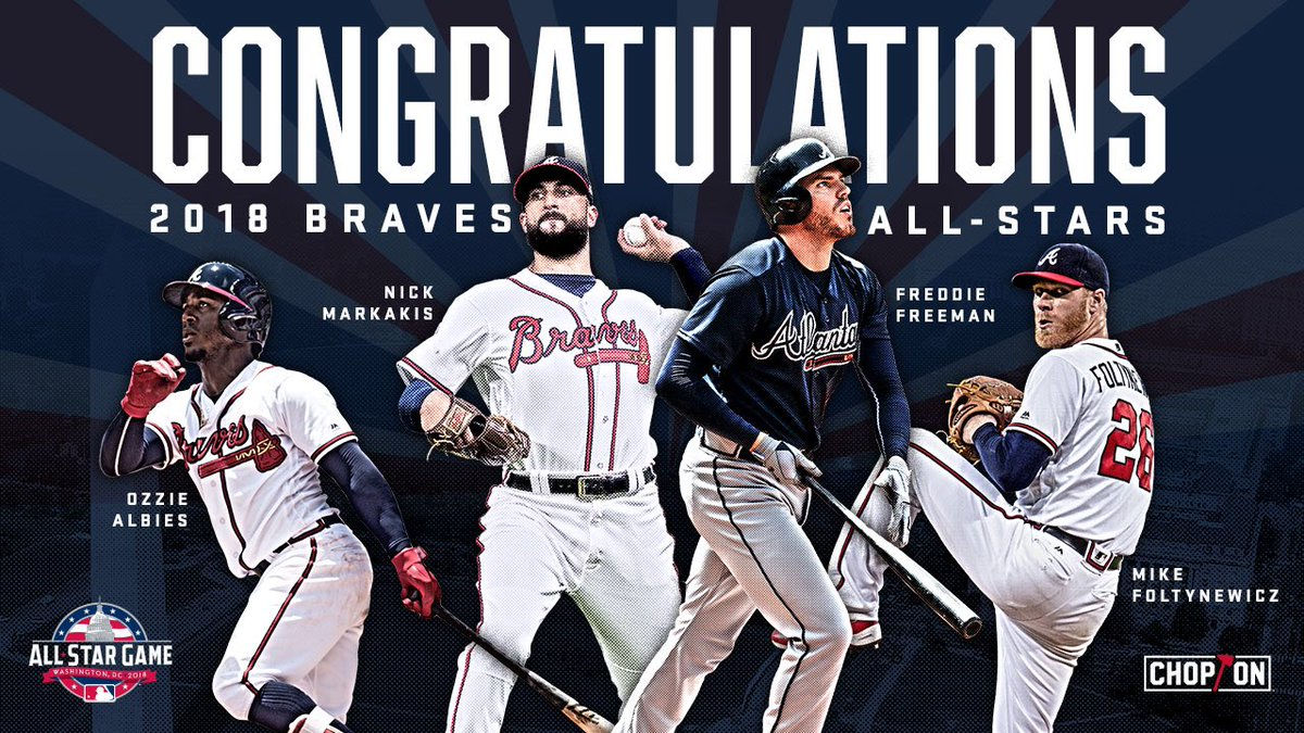 separation shoes f5779 e9b8b Atlanta Braves on Twitter: