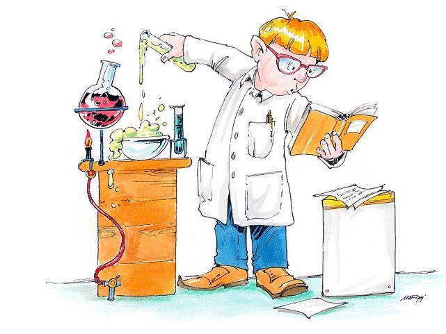 Прикольный картинки по химии, днем рождения дочке