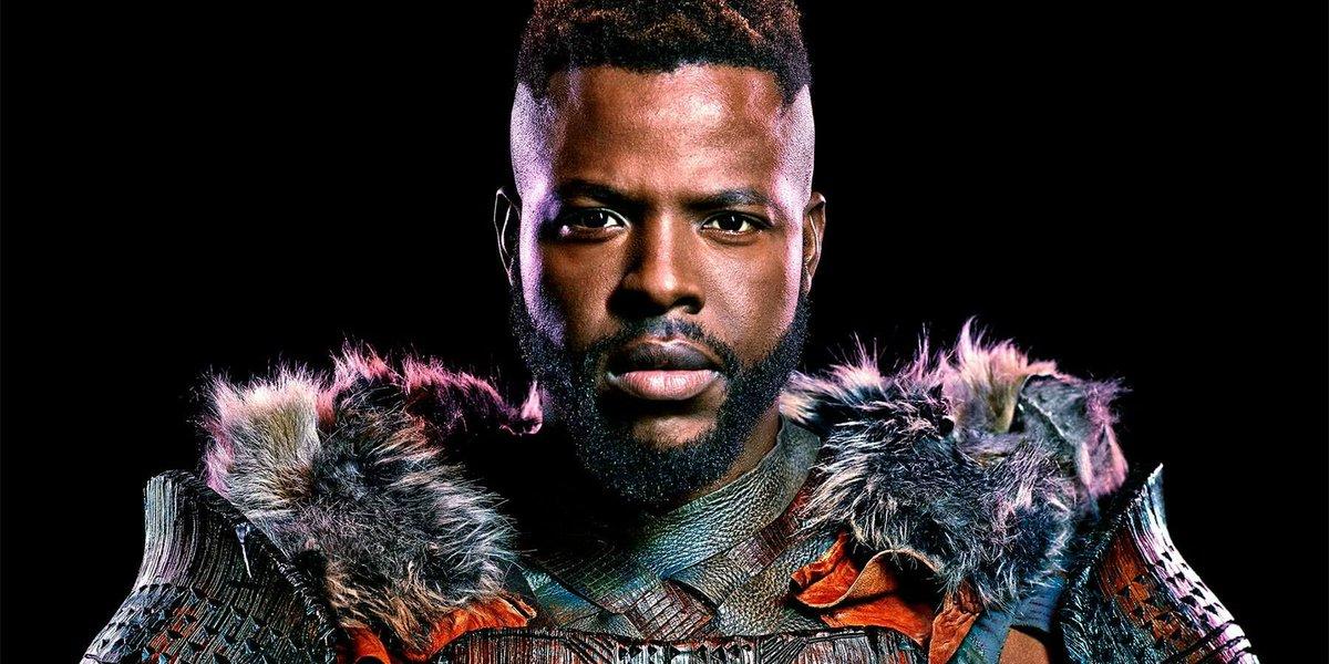 "omelete on Twitter: ""Winston Duke, o M'Baku de Pantera Negra, viverá o  lutador Kimbo Slice em cinebiografia https://t.co/LyFzCBZso1… """