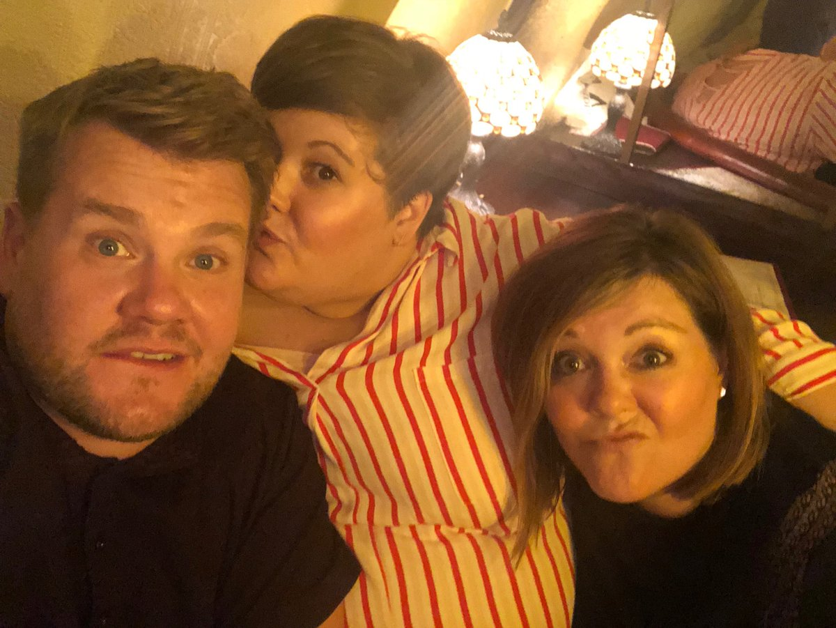 Our last night in London with my sisters @Rudimuller and @angecorden how lucky I am to have two incredible sisters!