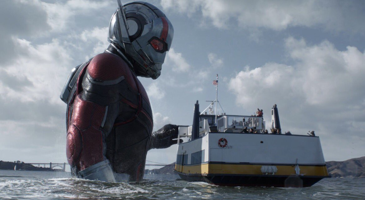 Digital LA - Ant-Man and the Wasp: VFX inspiration as buzzed
