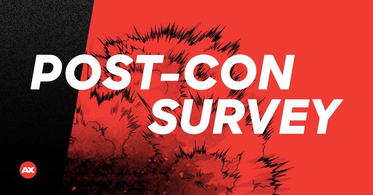 Take The Survey Surveyanime Expoorg Zs EJCsiK Pictwitter F4WGxZcG7P