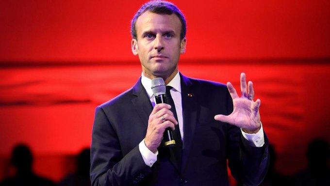#Macron Foto