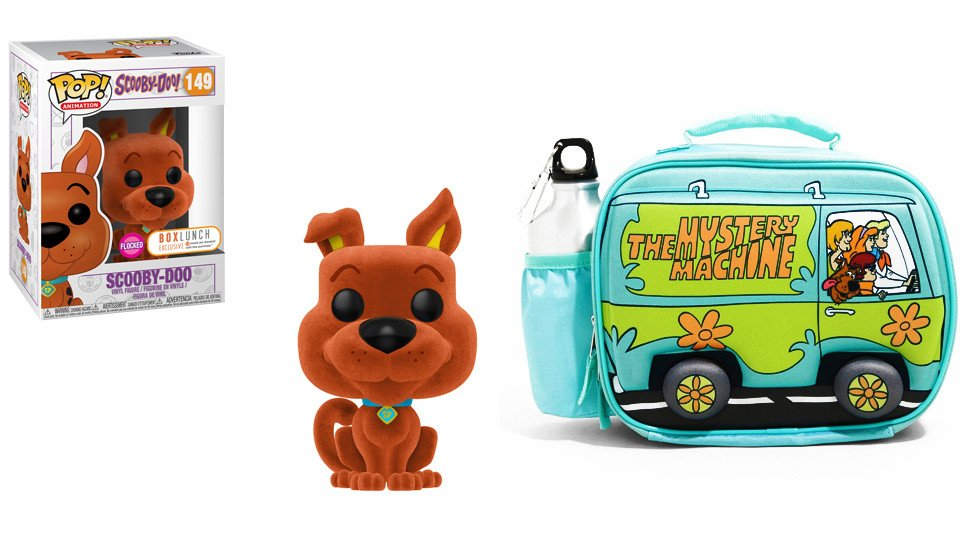 #ScoobyDoo returns in cool new merch from @BoxLunchGifts and @OriginalFunko: https://t.co/V3gzxPyv7v https://t.co/0NbwVV2C8J
