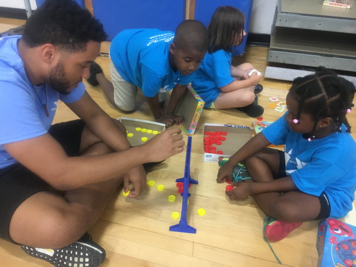 38cc1b5f0 What fun it was at #Chinatown #YMCA summer camp today! A little Connect 4,  building blocks & more! #MyYSummer #summer #camp #summercamp ...
