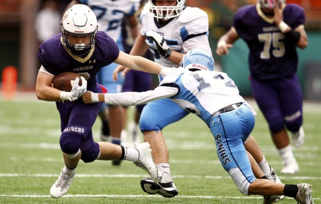 Former Damien running back files lawsuit challenging ILH transfer rule: hawaiiprepworld.com/football/forme…