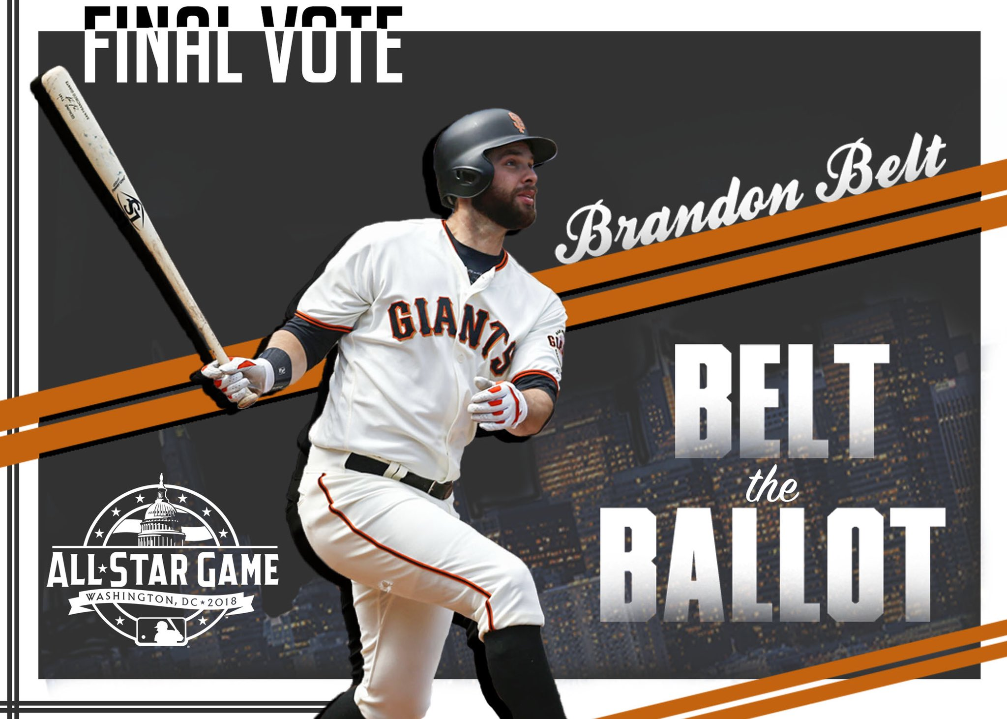 You know the drill.  #BeltTheBallot and send @bbelt9 to the All-Star Game.   https://t.co/CQ5fc7Fcpg | ��: @kavinm95 https://t.co/3emJqbV1Wj