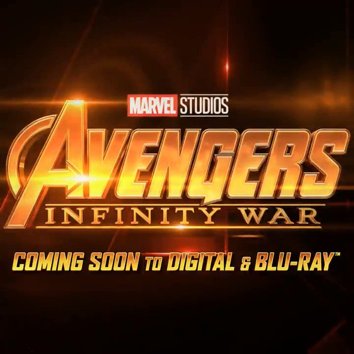 It's all been leading to this. Get Marvel Studios' @Avengers: #InfinityWar with over two hours of bonus features on Digital, #MoviesAnywhere, and 4K UHD July 31 and Blu-ray August 14: bit.ly/2zohyAH