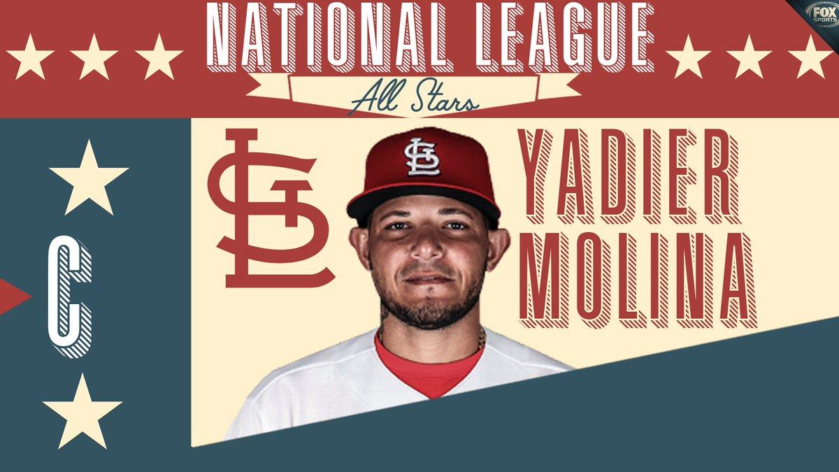 FOX Sports: MLB's photo on Molina