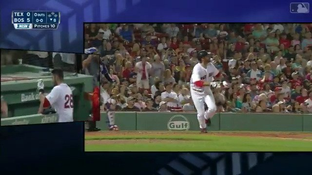 No. 28 for No. 28.  What a first half for @JDMartinez14. https://t.co/ppcD02M8FV