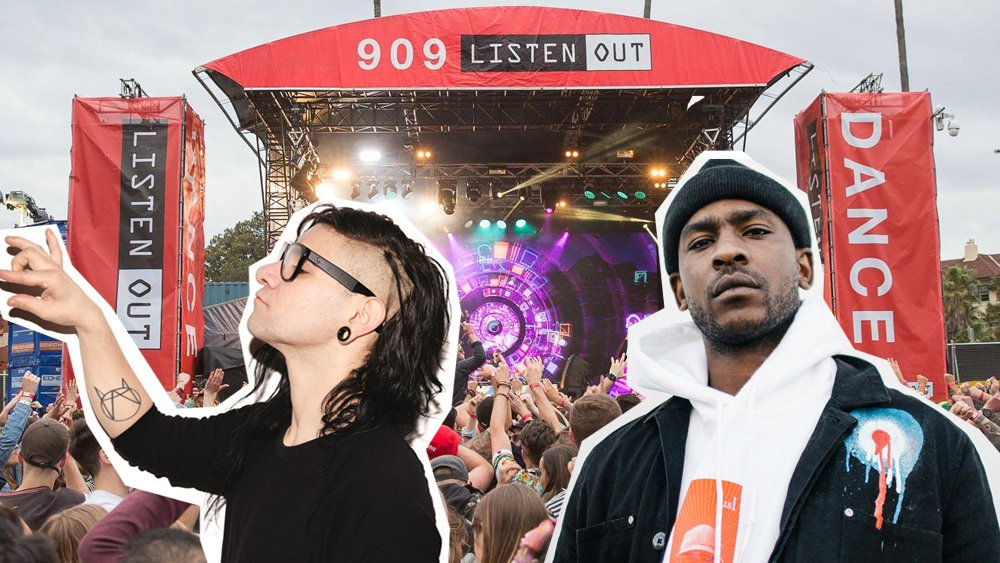 Listen In: Say hello to the new Adelaide festival headlined by @Skrillex and @Skepta ab.co/2NDJqEb
