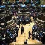 Wall Street Twitter Photo