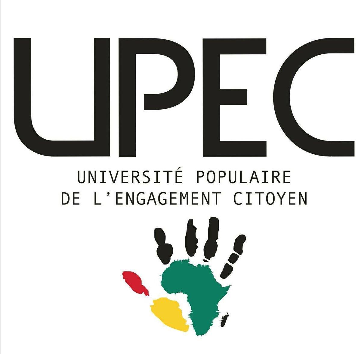 """Résultat de recherche d'images pour """"UPEC Université Populaire de l'Engagement Citoyen"""""""