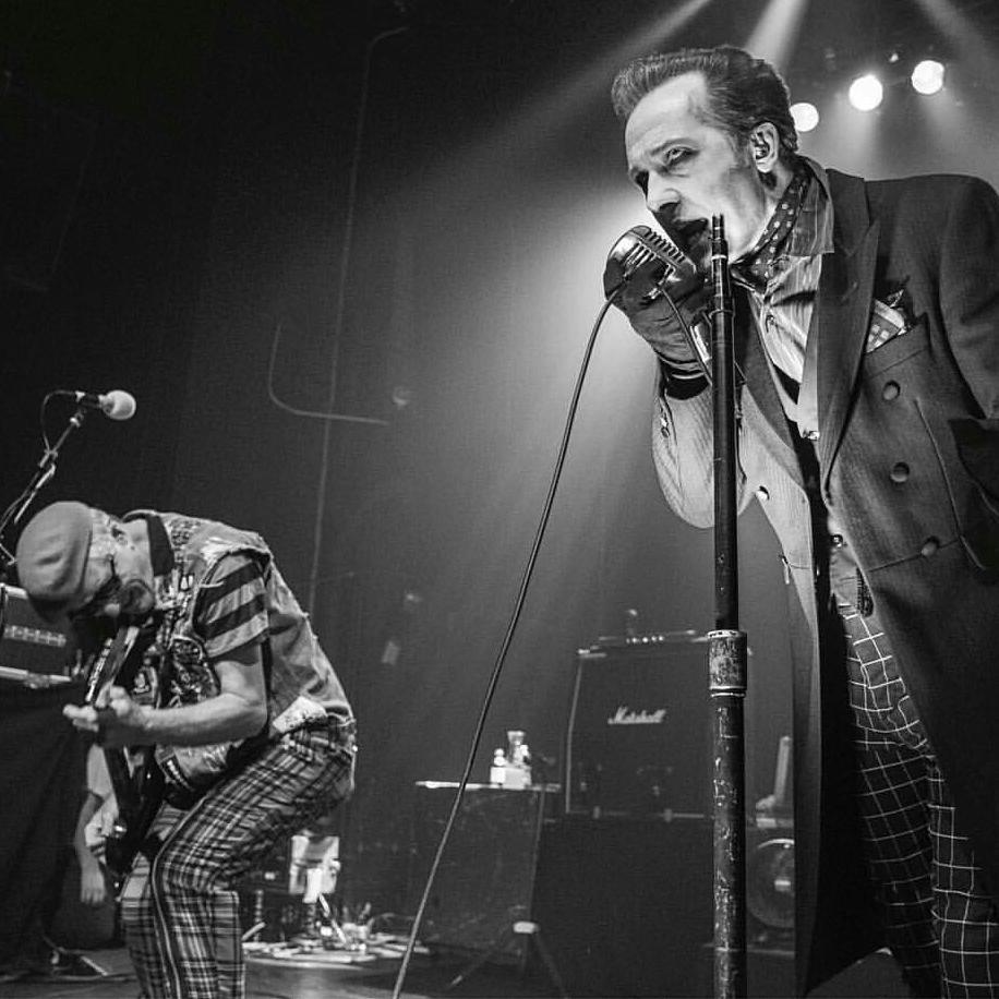 Getting down with the Evil Spirits 11.2.18 when @damnedtwits comes to town 💀 bit.ly/2KGOEkC