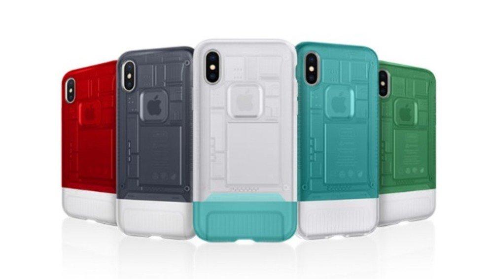 アップル初代「iMac G3」風の耐衝撃iPhoneケースが「シュピゲン」から発売 -