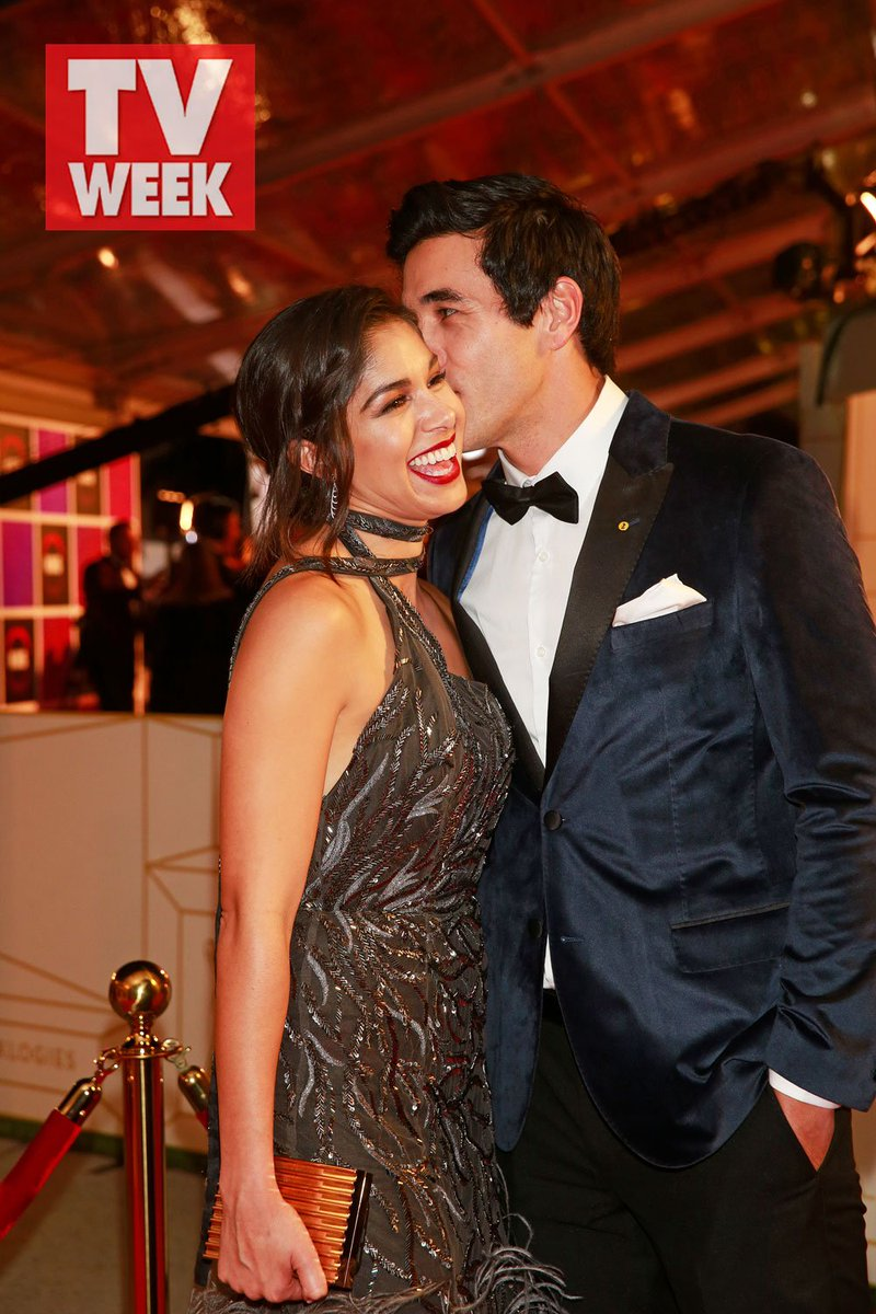 TV WEEK On Twitter HomeandAways Real Life Couple James Stewart And Sarah Roberts Taking Their Relationship Public Tco UPcTl2ln7H