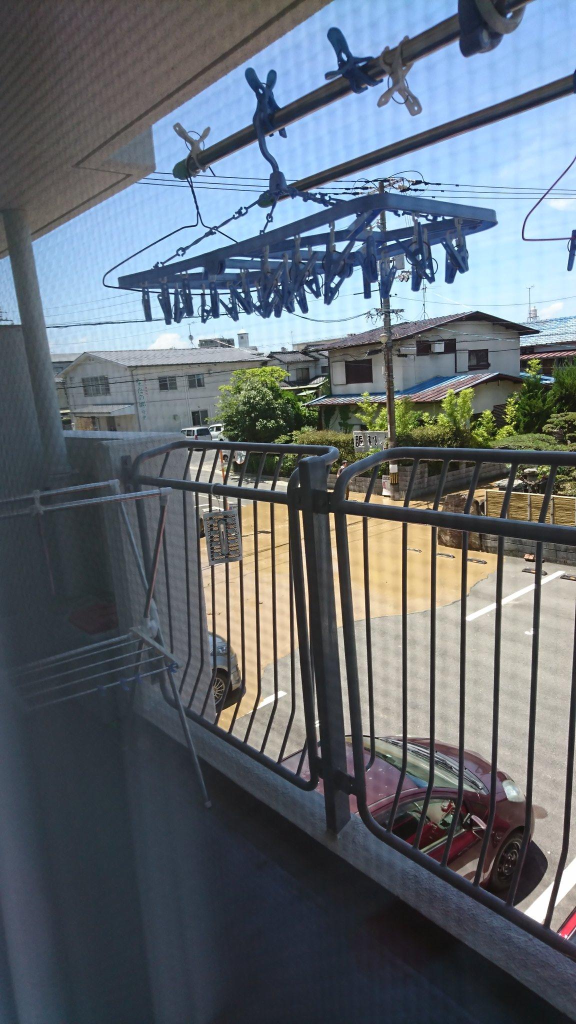 画像,榎川決壊で外こんなかんじに https://t.co/f7GwsRQ9mt。