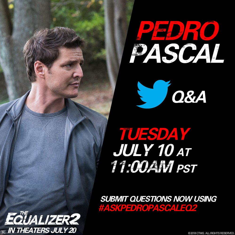 Pedro Pascal on Twitter: