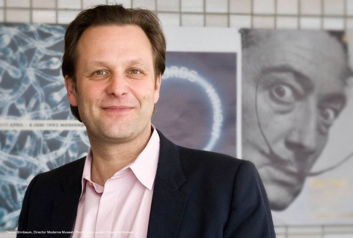 Moderna Museet On Twitter Daniel Birnbaum Leaves Moderna