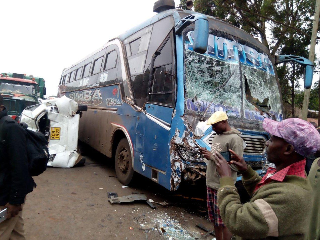 NTV Kenya On Twitter U0026quot UPDATE Two People Killed 16
