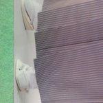 Image for the Tweet beginning: 羽生結弦選手の足袋と草履はこのようだった? これは東京駅八重洲地下にあるパネル。