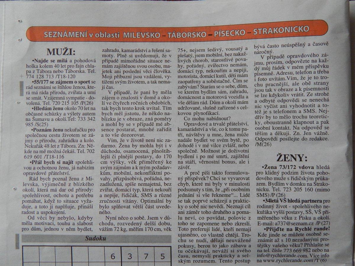 Spolen akce - Mstsk knihovna v Milevsku