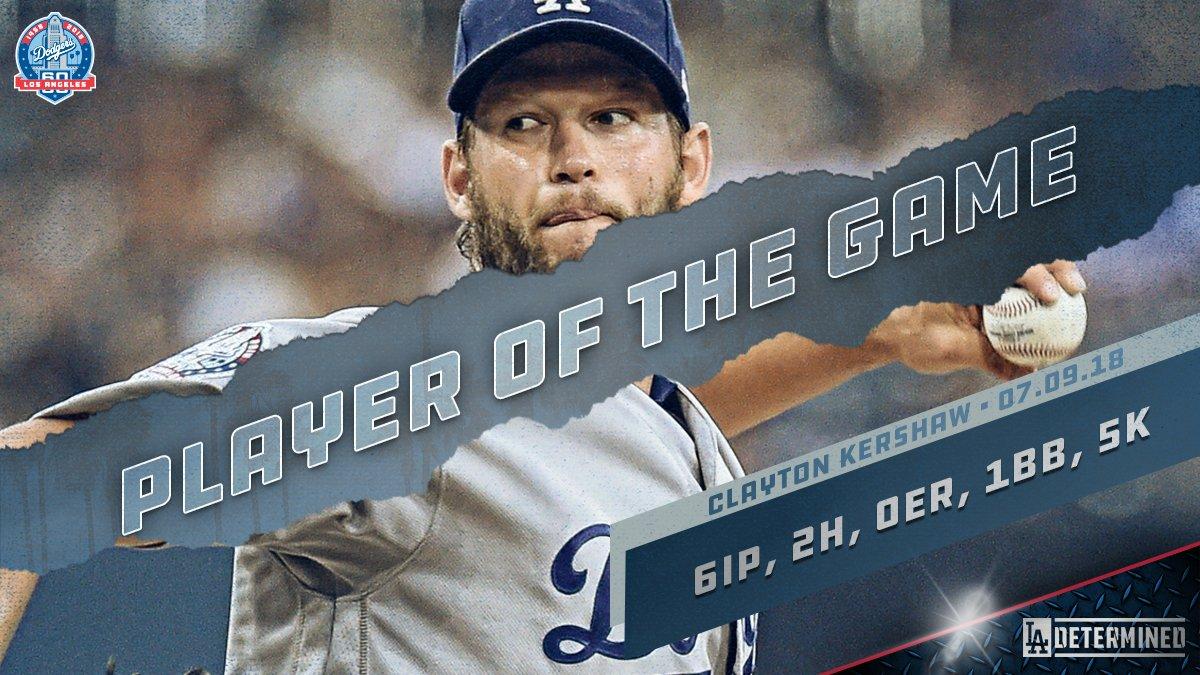 Super sharp tonight. #Dodgers https://t.co/pHRtTc9hPP