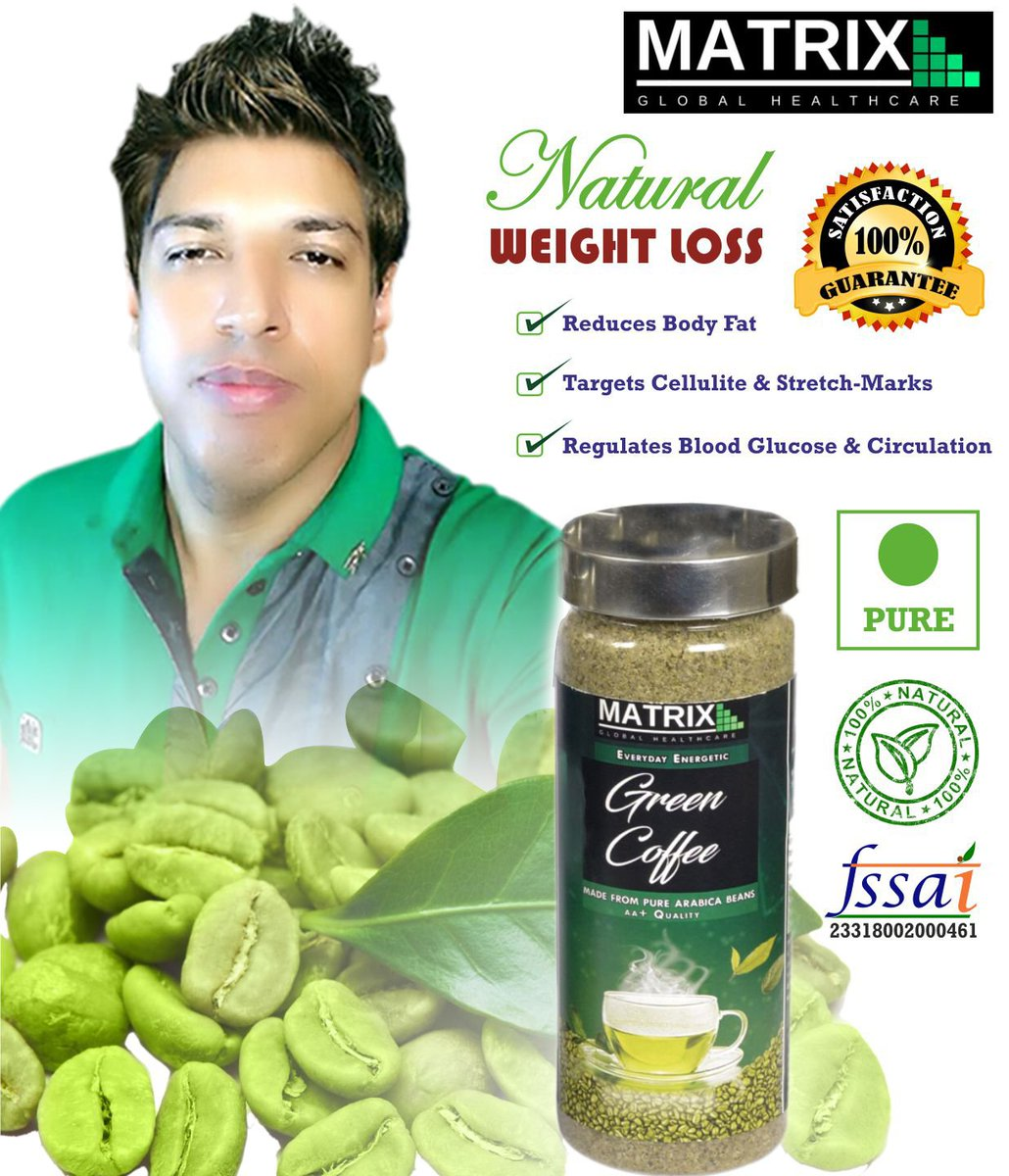 Matrix Green Coffee On Twitter 1 Weight Loss Formula For Both