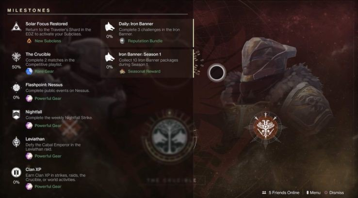 destiny 2 reputation bundle