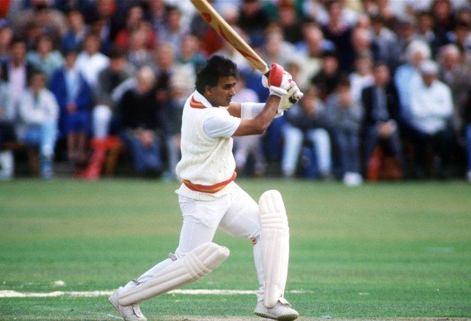 Happy Birthday Sunil Gavaskar jee.