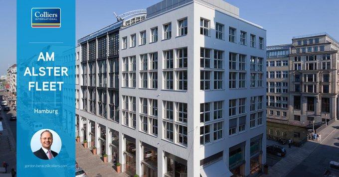 Objekt der Woche: #Hamburg<br>Toplage und hochwertiger, moderner Ausbau - zwischen Alsterfleet und &quot;Neuer Wall&quot; können wir Ihnen aktuell 584 m² teilbare Bürofläche provisionsfrei anbieten. Alle Informationen zum Objekt gibt&rsquo;s hier:  t.co/ca9tHJkkxF