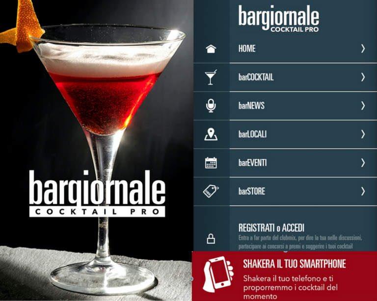 Online la nuova app Bargiornale Cocktail Pro, lanciata da Bargiornale per bartender e cocktail lover https://t.co/5zQU94IIrf  https://t.co/wG9vcF02JI  Uno strumento unico per chi vuole conoscere ed ispirarsi nel mondo della mixability. #cocktail #bartender #mixology #miscelazione https://t.co/TV2g8O0zwE