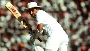 Happy Birthday Legend Sunil Gavaskar The first little master of the world. Long live