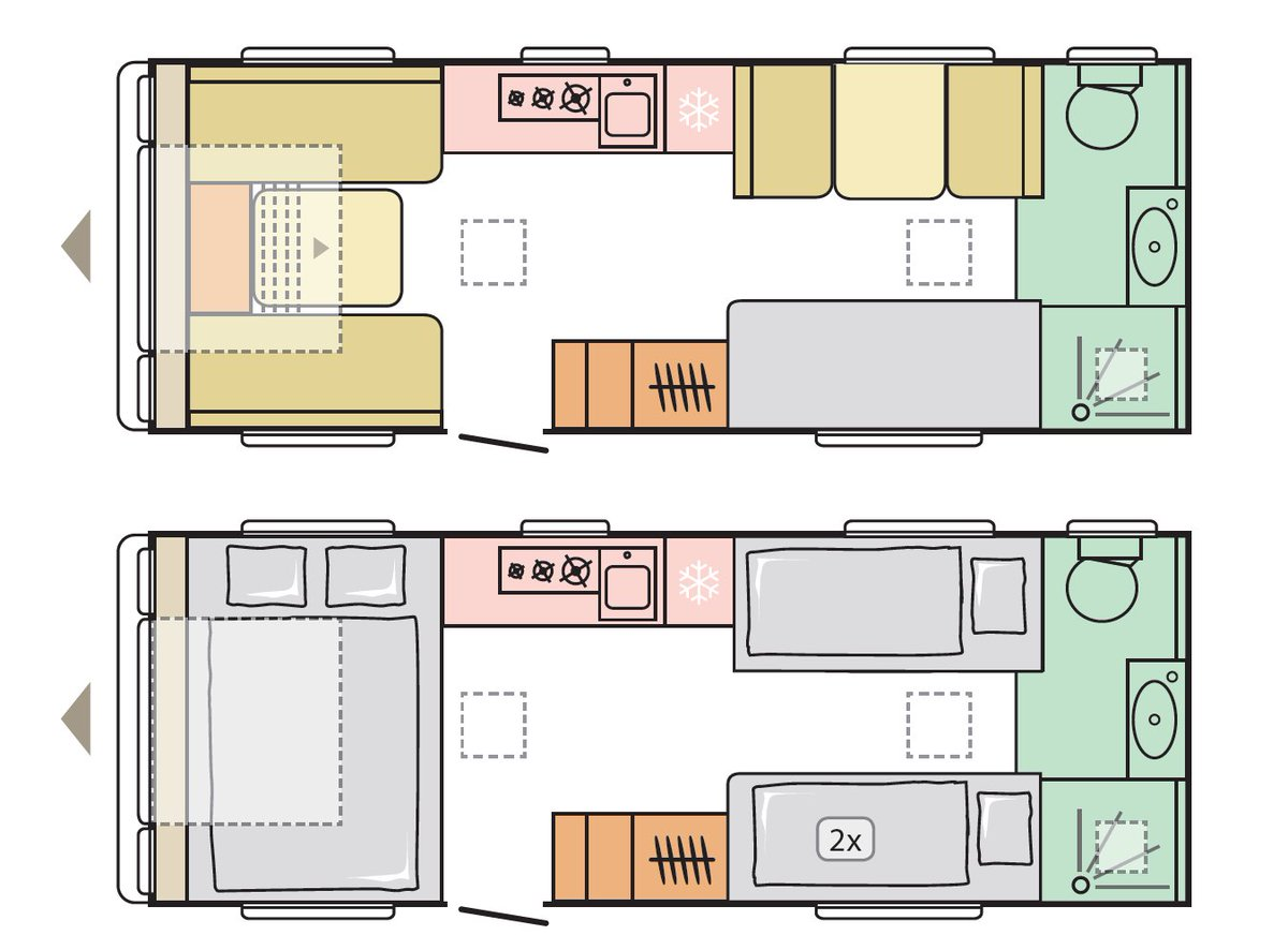 Please Let Us Introduce The Adora Sava Which Offers A Flexible Layout Is Perfect For Families New Caravan Camping Vanlife Adria Holiday
