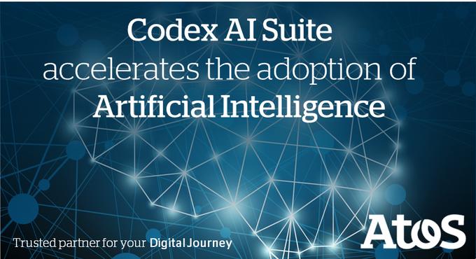 #AtosCodex AI Suite permite a los científicos de datos contar con una solución fácil...