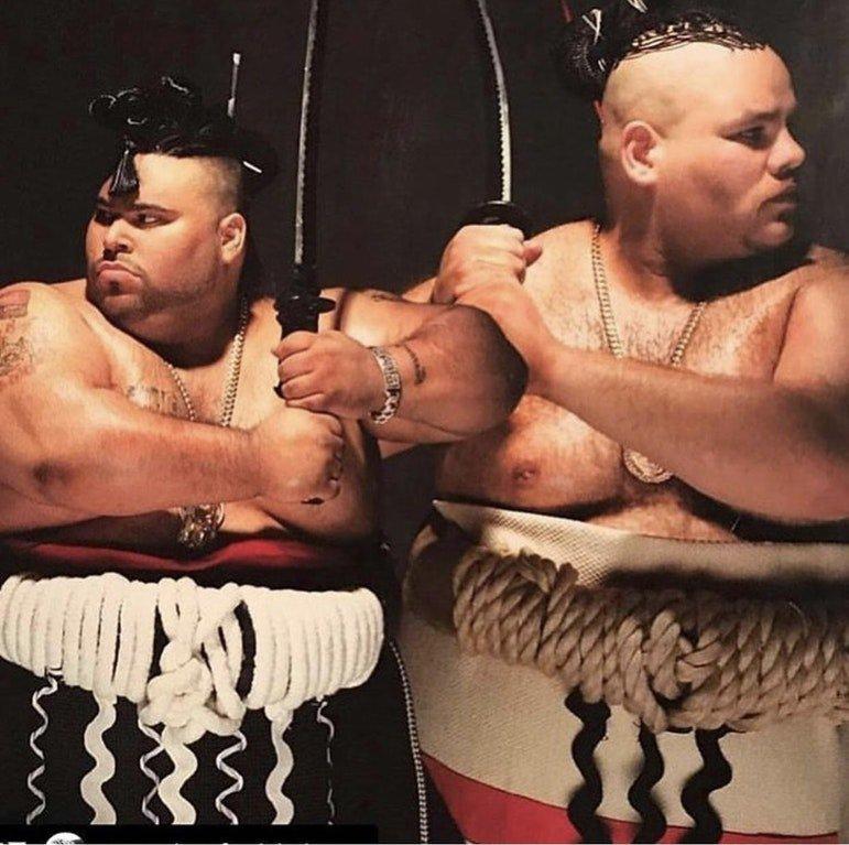 #BigPun x #FatJoe ⚔️ https://t.co/wGScFPx7f6