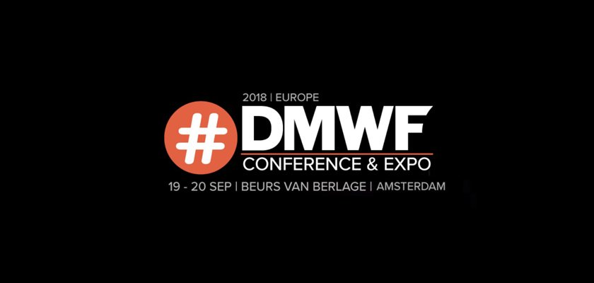 #DMWF Expo Europe 2018 will take place on l9-20 September in #Amsterdam. Use booking code &quot;DAN25EUROPE&quot; for 25% off! Follow the link to get your ticket now   http:// bit.ly/dmwf-ee  &nbsp;   #DisruptiveTech #UX #DigitalMarketing #InfluencerMarketing #marketing<br>http://pic.twitter.com/Z70JrtmLyJ