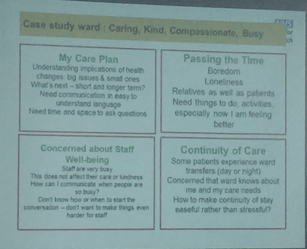 Knowhow Care Plan >> Amanda On Twitter How To Actually Use Patient Feedback To