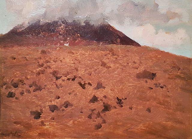 #GiuseppeDeNittis #SulleFaldeDelVesuvio #OilOnWood #painting #ViaggioInItalia @martmuseum #landscape #ItalianLandscape https://t.co/ys5B9N11oi
