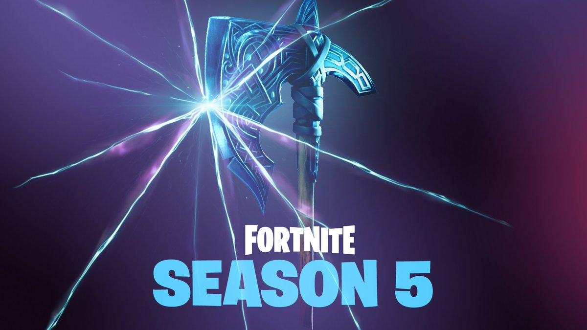 Fortnite On Twitter 2 Days Until Season 5