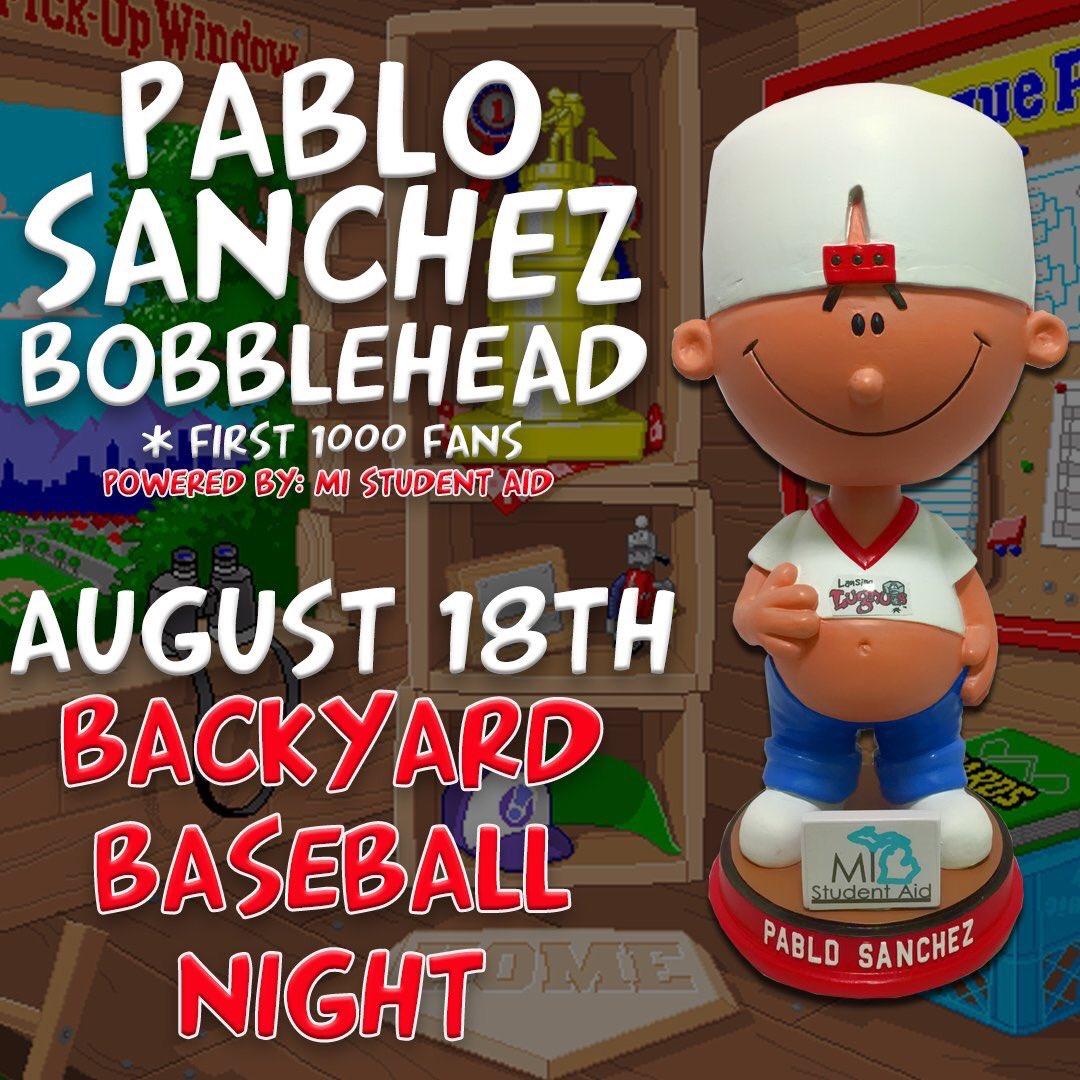 Minor League Promos On Twitter You Ve Seen The Pablo Sanchez