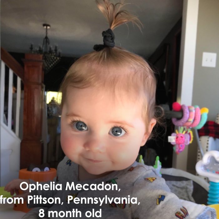 """Like your favorite """"Oh Baby Contest"""" photo to vote!"""