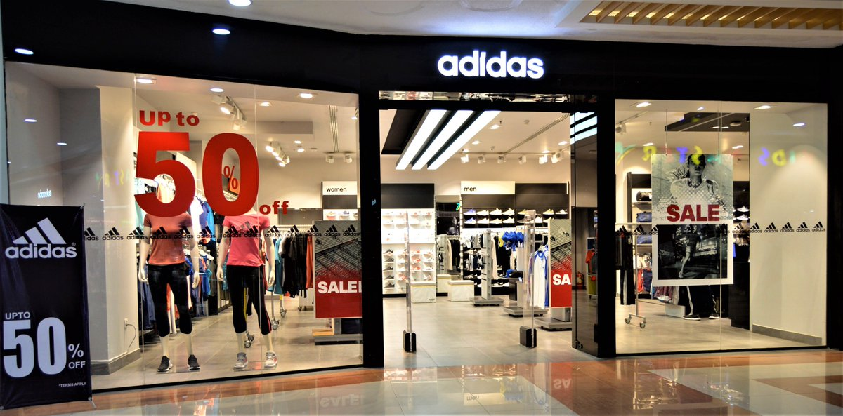 436b5fe5 Adidas Sale upto 50% off on entire stock! Rush to Adidas Store and grab  your favorite items, First Floor, The Centaurus Mall.