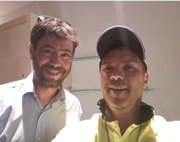 Στην Πύλο ο Ανιέλι, για να πάρει την υπογραφή του Ρονάλντο! (photos)