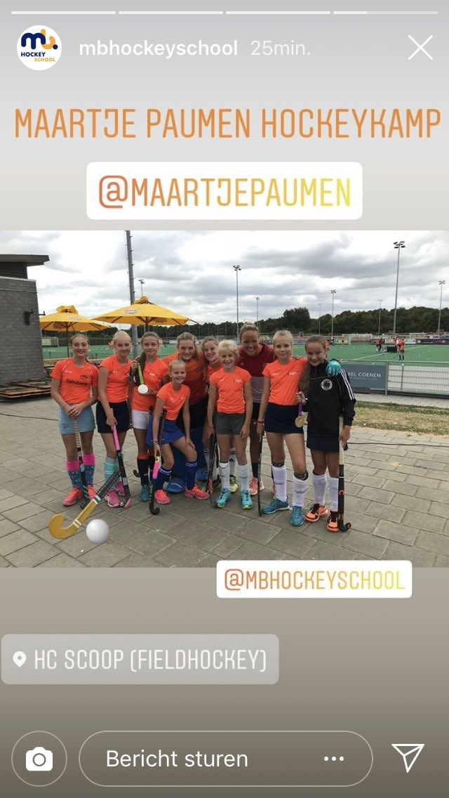 test Twitter Media - RT @MBhockeyschool: Dag 2 vh @MaartjePaumen    🏑kamp @HCScoop #funenskills #kwaliteit https://t.co/B0JZ41KLqA