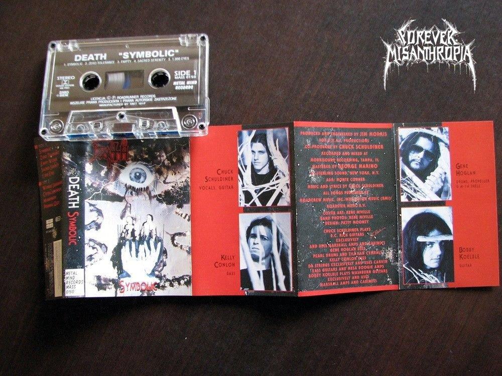 Forever Misanthropia On Twitter Death Symbolic Mc Album Metal