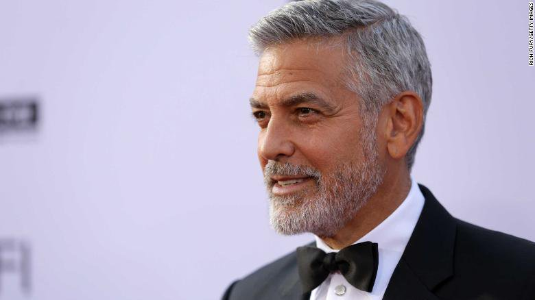 George Clooney has been released from an Italian hospital after being thrown over the top of his scooter when he was hit by a vehicle while in Olbia on the island of Sardinia.  Police say the actor did not suffer any serious injuries or break any bones.  https:// cnn.it/2KMReFZ  &nbsp;   <br>http://pic.twitter.com/kWstufpJ6L