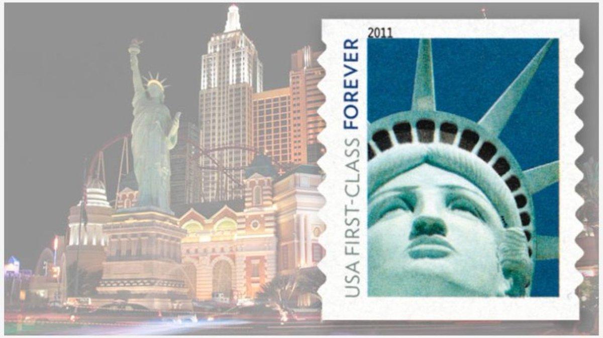 罰金350万ドルも致し方なし。間違えてレプリカ自由の女神を使ってしまった、アメリカの人気切手 #ニュース #デザイン #海外 https://t.co/kUtURAf4xt