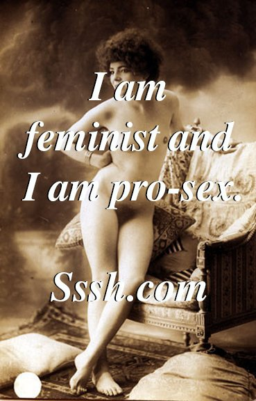 Retweet if you are a pro-#sex #feminist! https://t.co/9uK5rRDtJN